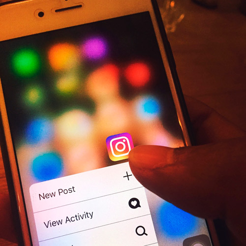 Acceso a Instagram